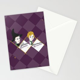 Witches Stationery Cards