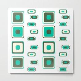 Geometric Decor #society6 #decor #buyart #artprint Metal Print