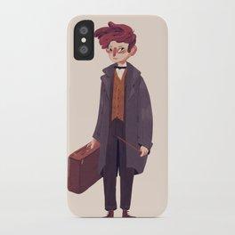 Newt iPhone Case