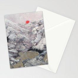 Alpine Moon Stationery Cards