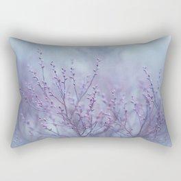 Pale Spring Rectangular Pillow