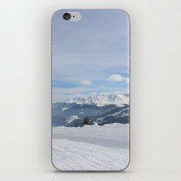 Wunderfull Snow Mountain(s) 8 iPhone Skin