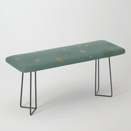 Vintage Pattern Bench