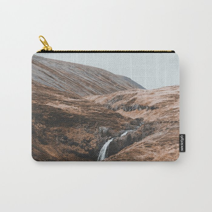Iceland VII Carry-All Pouch