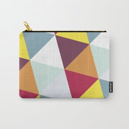 WARM AND COLD TRIANGLES Carry-All Pouch