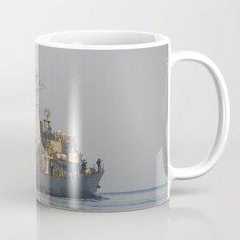 Greek Warship Coffee Mug