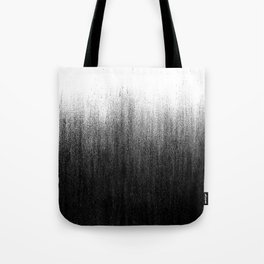 Charcoal Ombré Tote Bag