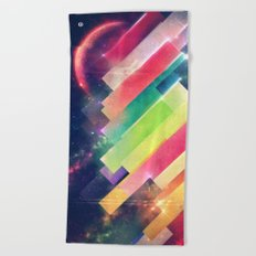 mwwntyp Beach Towel