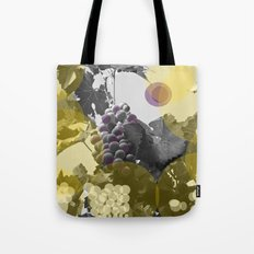September is wine. Tote Bag