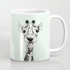Giraffe Tattooed  Mug