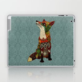 fox love Laptop & iPad Skin