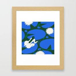 Ponder Wonder Framed Art Print