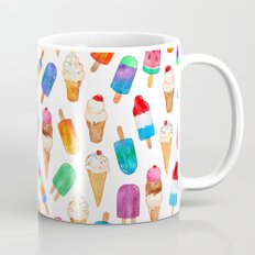 Summer Pops and Ice Cream Dreams Mug
