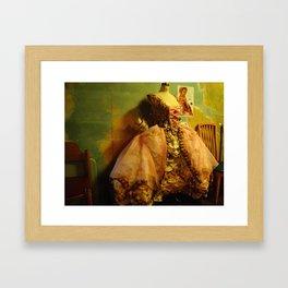 """""""Let Them Drink Tea!"""" Framed Art Print"""