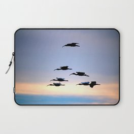 Evening Flight Laptop Sleeve