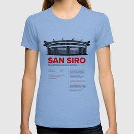 San Siro - History & Fact T-shirt