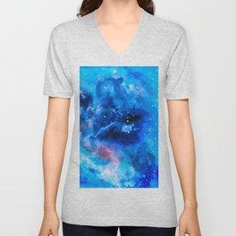 Imaginary Nebula Unisex V-Neck