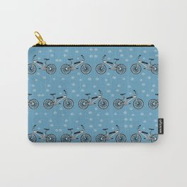 Bicycles pattern Carry-All Pouch