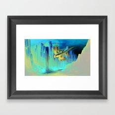 Sea Slug Framed Art Print