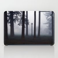 narnia iPad Cases featuring Misty Park by Lyssia Merrifield