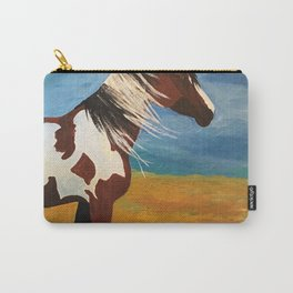 Picasso - Mustang Stallion Carry-All Pouch