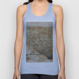 Eagle Pass 1887 Unisex Tank Top