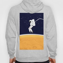 Astronaut Moonwalk Hoody