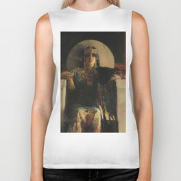 The Empress Theodora, Jean-Joseph Benjamin-Constant Biker Tank