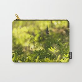 In The Summer Forest #decor #society6 Carry-All Pouch
