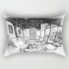 Spinelli's Bakery and Cafe, Denver Rectangular Pillow