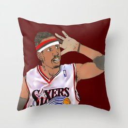 The Answer Throw Pillow