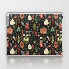 Holiday Ornaments  Laptop & iPad Skin