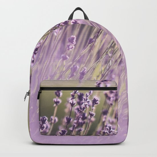 Spring Purple II Backpack