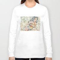 wonder Long Sleeve T-shirts featuring Wonder by Robotic Ewe