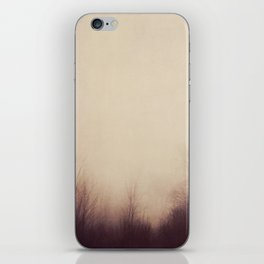 autumn atmosphere iPhone Skin