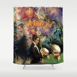 AfterLife OG Shower Curtain