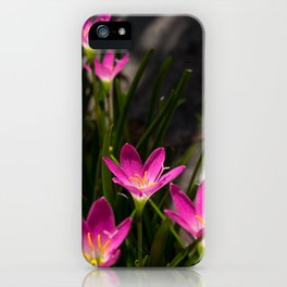 Rain Lily iPhone Case