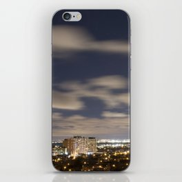 City Lights. iPhone Skin