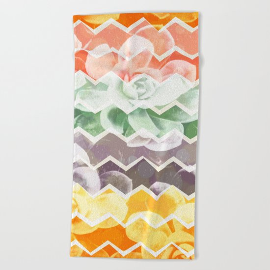 Desert Dreams Beach Towel