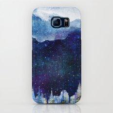 BLUE NIGHT Galaxy S7 Slim Case