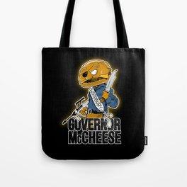 Governor McCheese Tote Bag