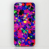 80s iPhone & iPod Skins featuring 80S by RUEI