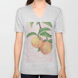 Just Peachy Unisex V-Neck