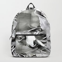 Paper Heart Roses Backpack