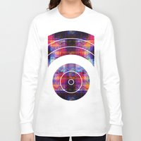 aztec Long Sleeve T-shirts featuring Aztec by deff