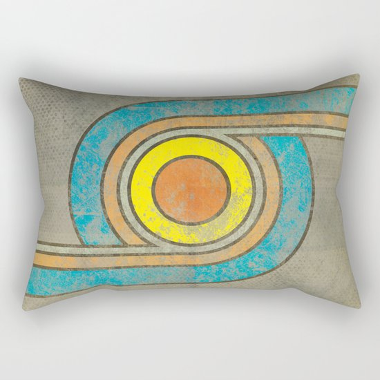 Turn Rectangular Pillow