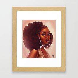 Mayana Framed Art Print