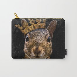 Lord Peanut (King of the Squirrels!) Carry-All Pouch