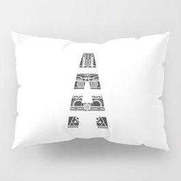 """""""Tao"""" Letter A Pillow Sham"""