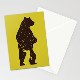 Kuma to Usagi Stationery Cards